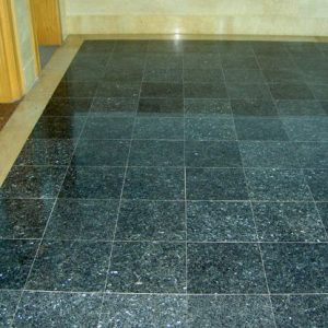 Blue Pearl Granite Tile Flooring